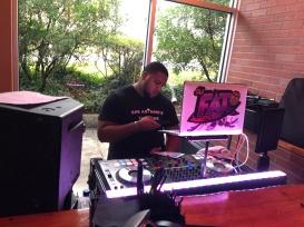 Music by DJ Fat